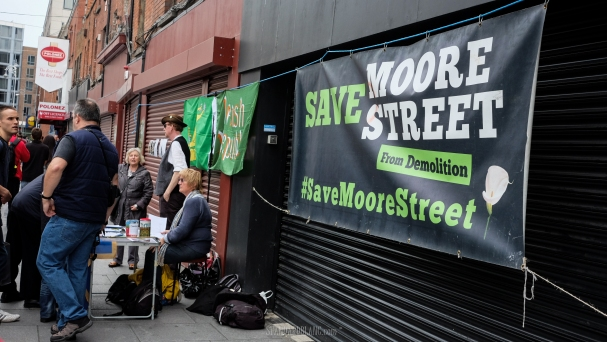 Dublin - Save Moore street stand.jpg